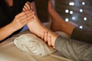 Holistische Massage